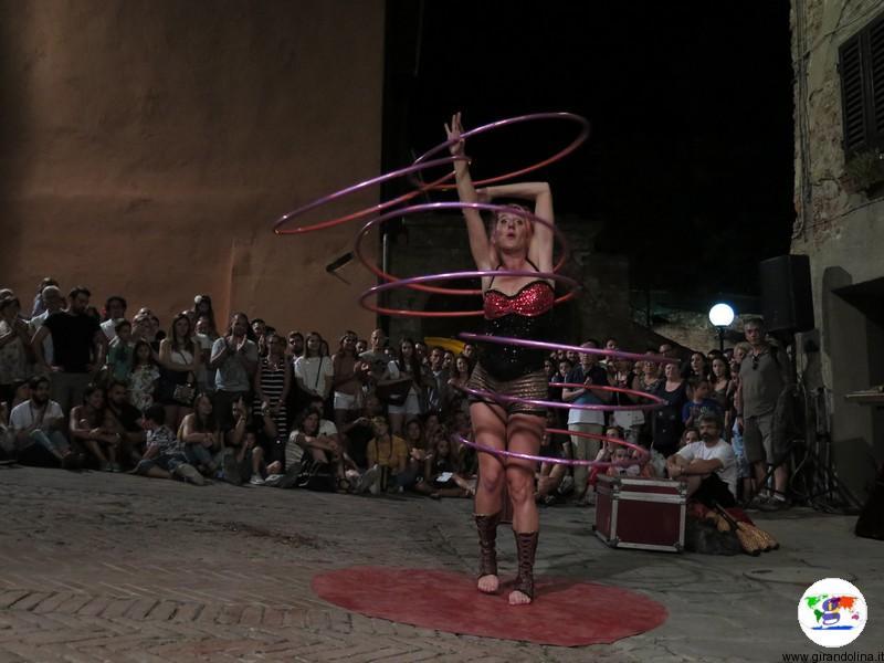 Mercantia 2017, Clap Clap Circo