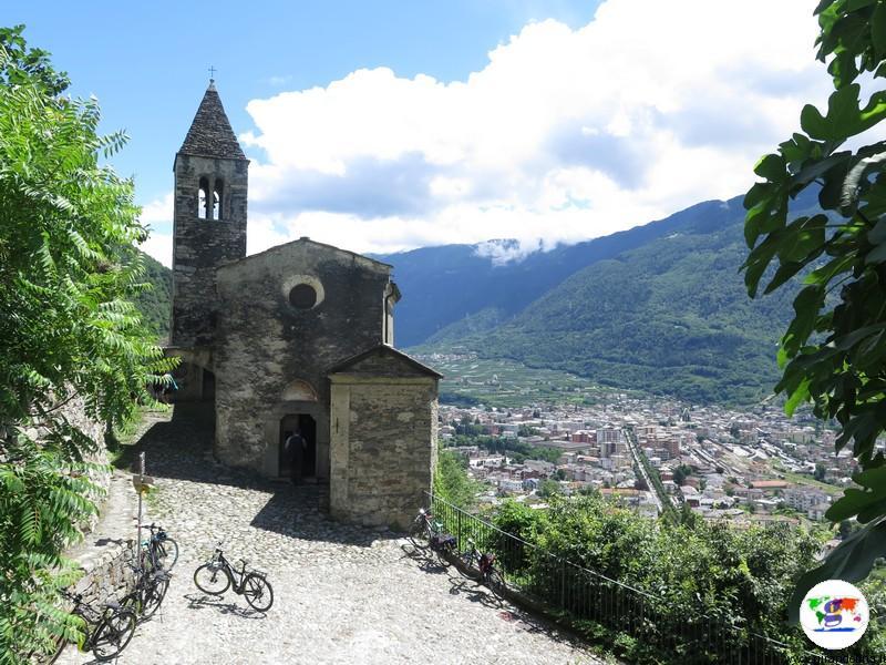 Valtellina, Chiesetta di Santa Perpetua