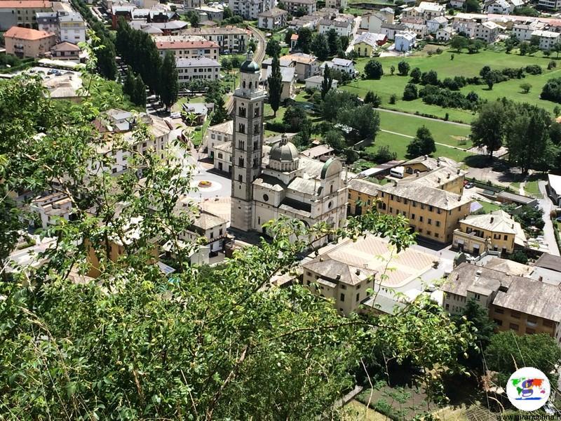 Valtellina, Basilica Santuario della Madonna di Tirano