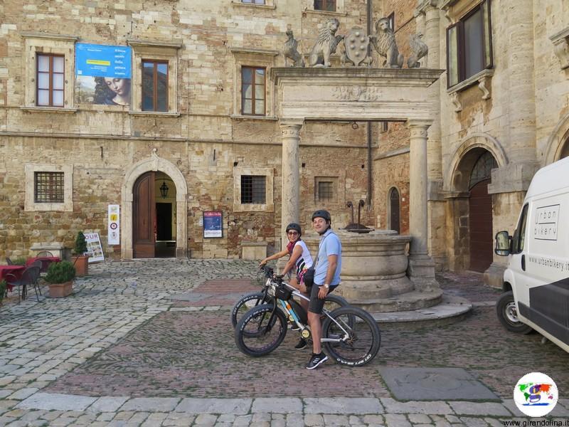 Noi e le biciclette di Urban Bikery di Montepulciano