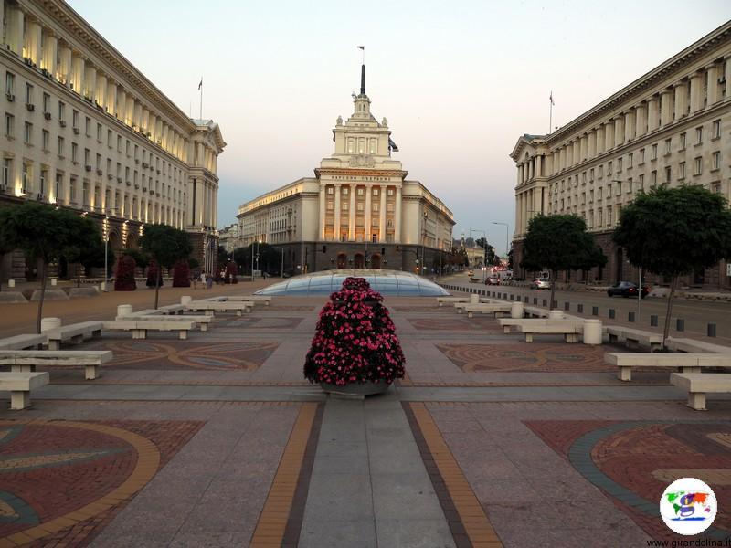 Sofia,Palazzi Governativi