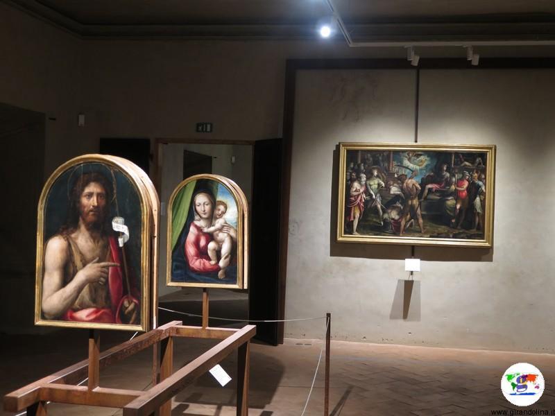 San Quirico d'Orcia, Mostra il Buon Secolo della Pittura Senese