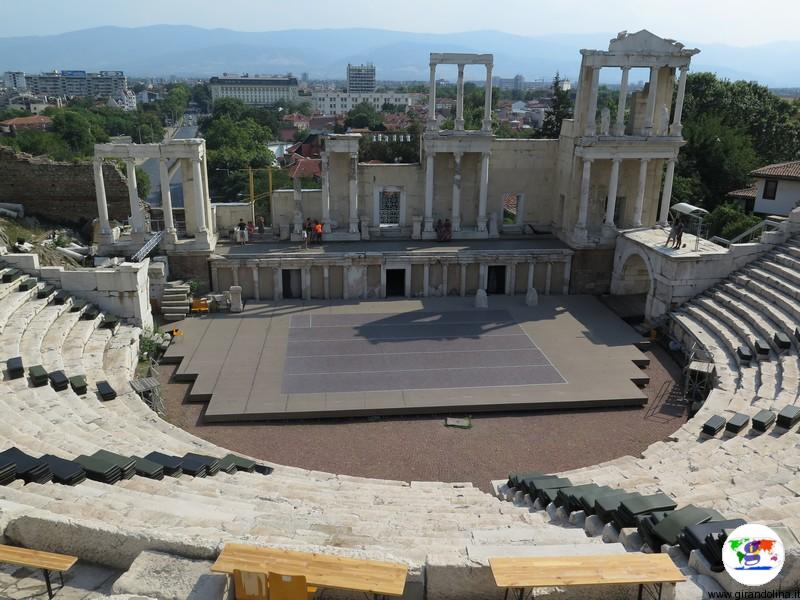 il Teatro Romano di Philippopoli