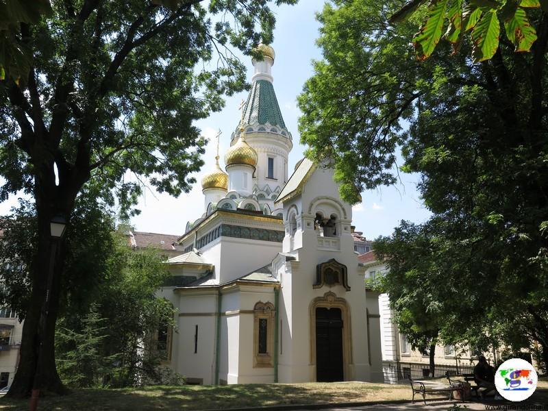 Chiesa Russa Sveti Nikolai