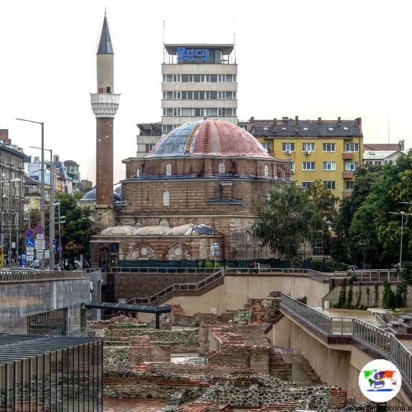 Moschea di Bania Bashi