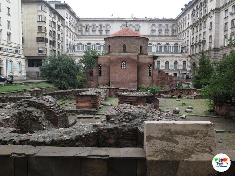 La Rotonda di San Giorgio