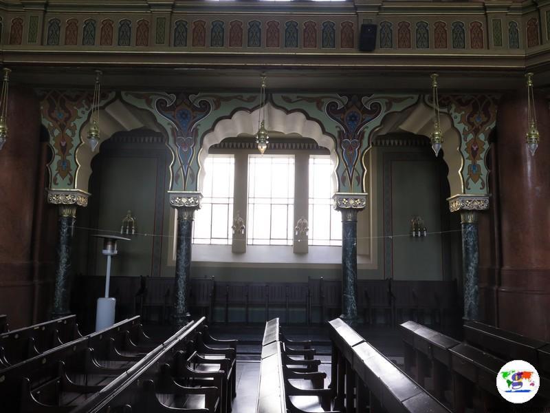 Navata della Sinagoga di Sofia