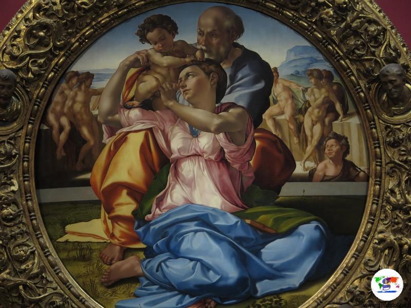 L'Opera di Michelangelo il Tondo Doni