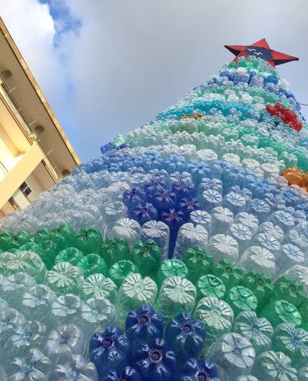 Alberi di natale italiani : l'albero di natale di Lecce