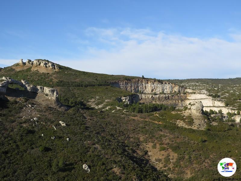 Les Route des Cretes - Le Pont Naturel