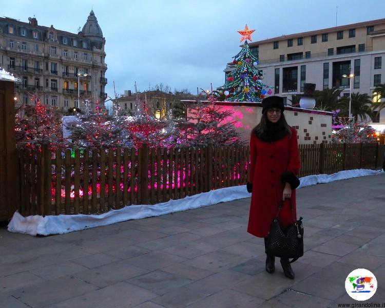 Tolone e il Mercatino di Natale
