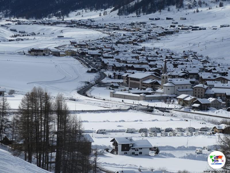 Livigno durante l'inverno, tutte le attività sportive che si possono fare: il panorama di Livigno