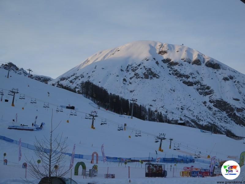 Livigno durante l'inverno, tutte le attività sportive che si possono fare: Lo Scii
