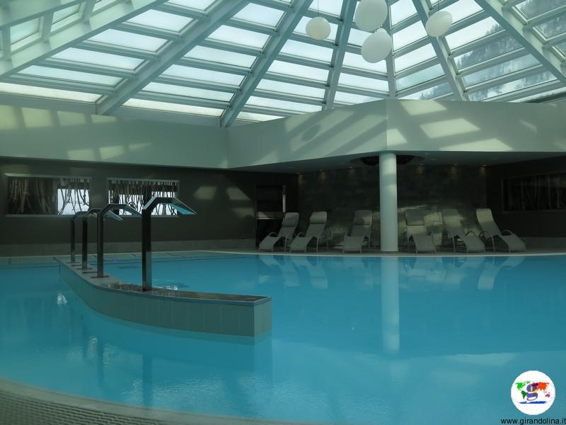 Aquagranda Livigno il centro acquatico fra i più grandi d'Europa