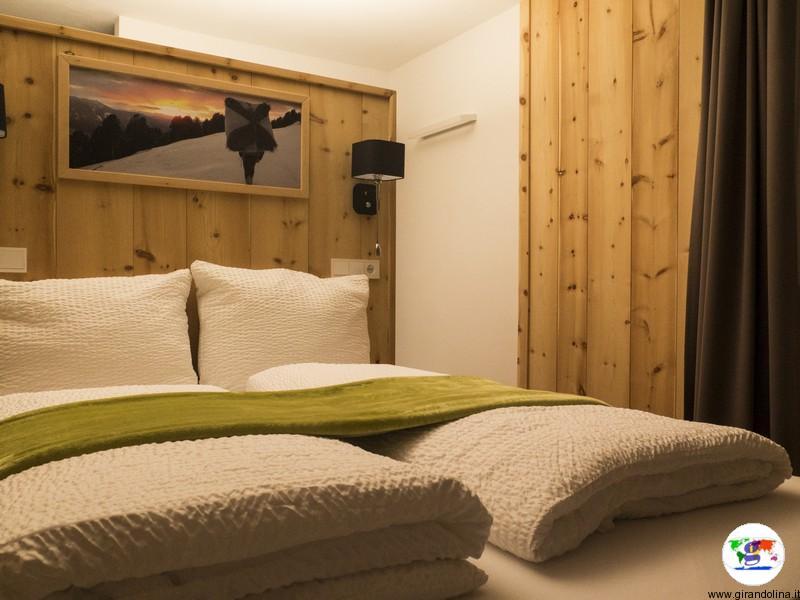 Dormire a Livigno- Sport Hotel Livigno la nostra camera Cirmolo