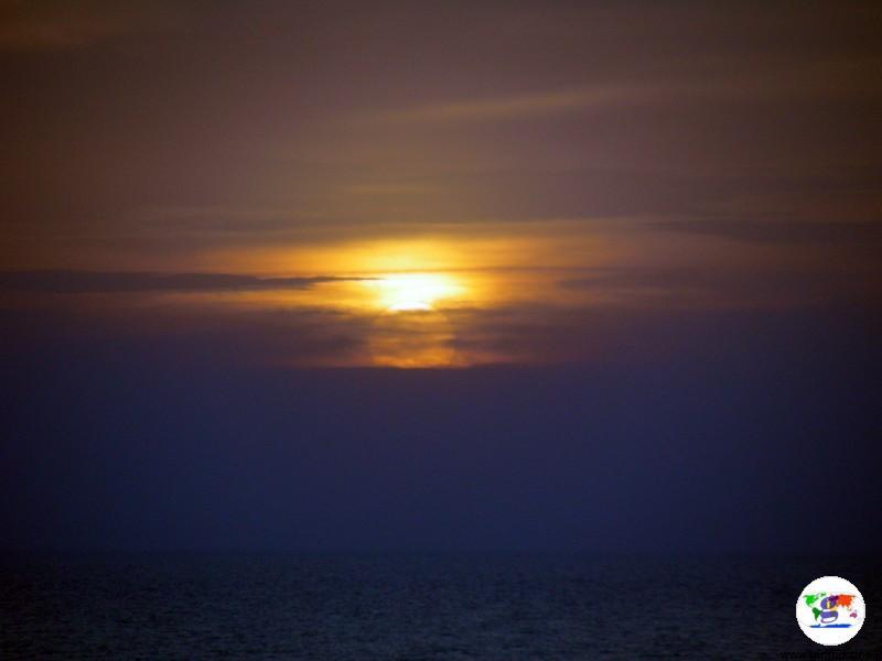 Lanzarote tramonto