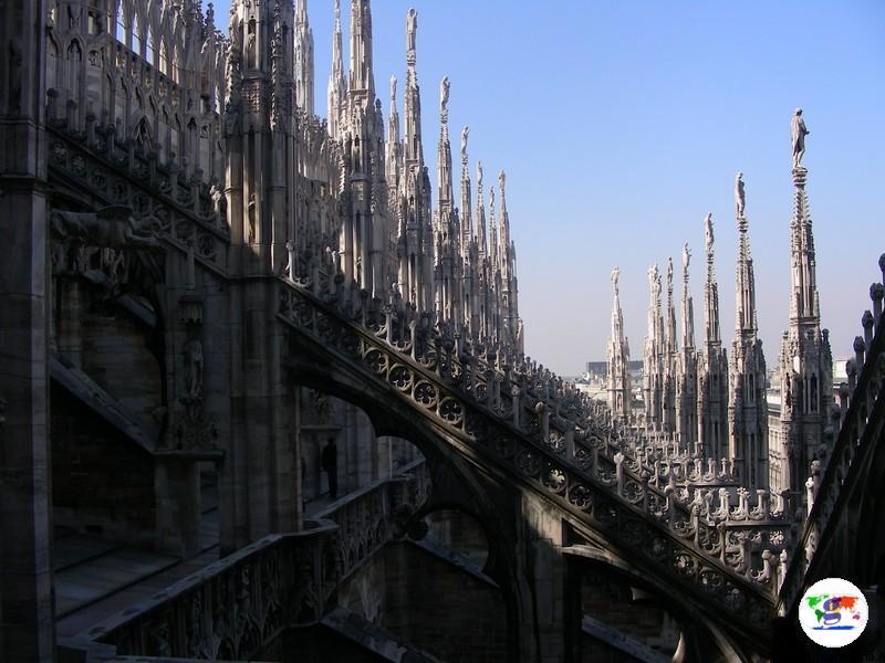 Milano, dove poter vedere tutte le opere di Leonardo da Vinci
