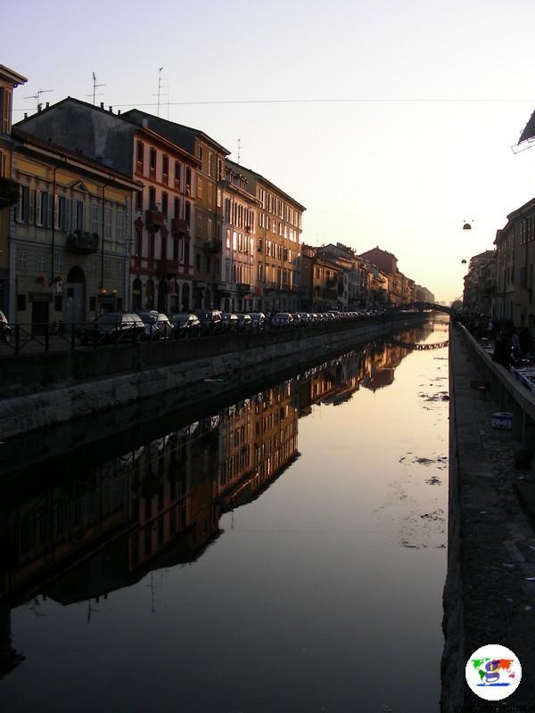 Milano , i Navigli