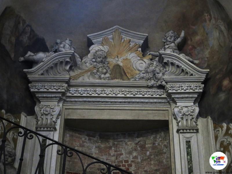 Monastero di San Mercuriale di Pistoia, il corpo della chiesa