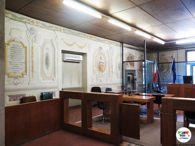 Monastero di San Mercuriale di Pistoia, Sala Capitolare