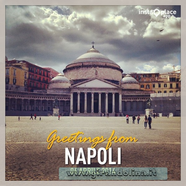 Cartolina da Napoli