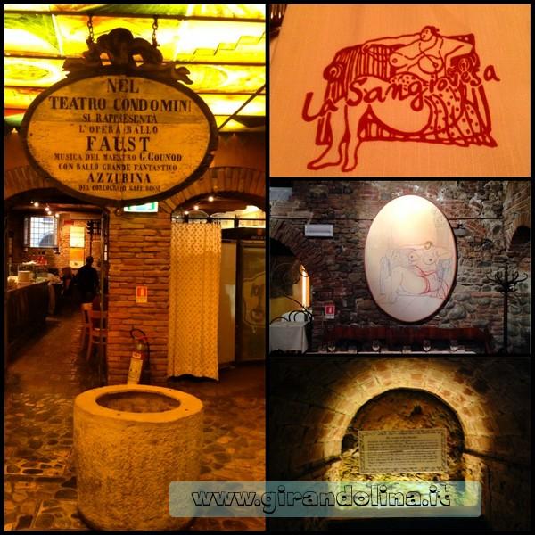Tour della Romagna - Ristorante la Sangiovesa, Sant' Arcangelo di Romagna