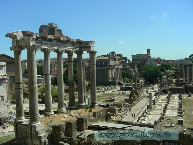 Roma - Il Foro Romano