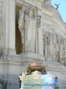Roma - Il Vittoriano o Altare della Patria