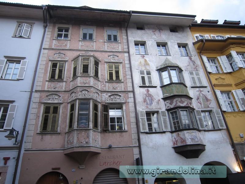 Bolzano cosa vedere - I Portici