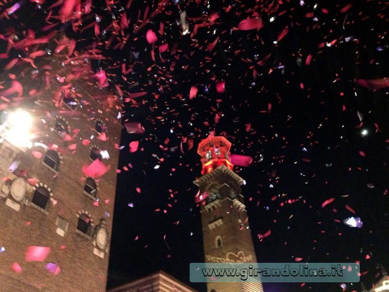 I Soffi d' amore, in Piazza dei Signori- Verona in Love