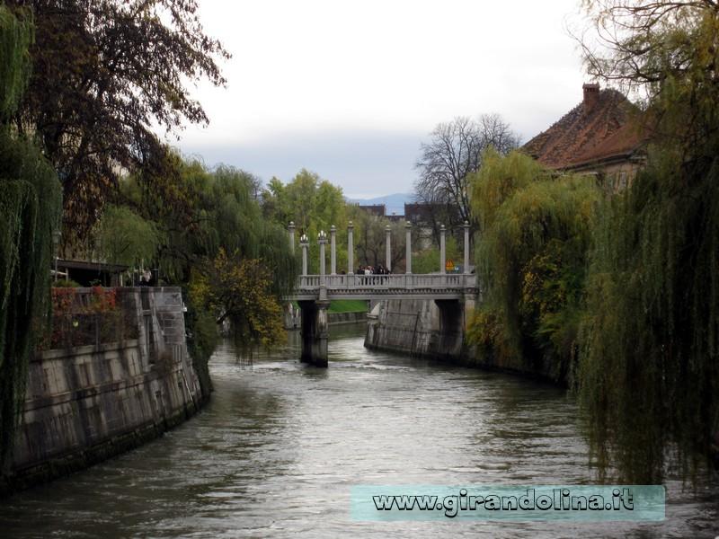 Il Ponte dei Calzolai- Lubiana Slovenia