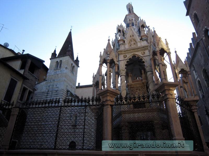 Verona -Le Arche Scaligere