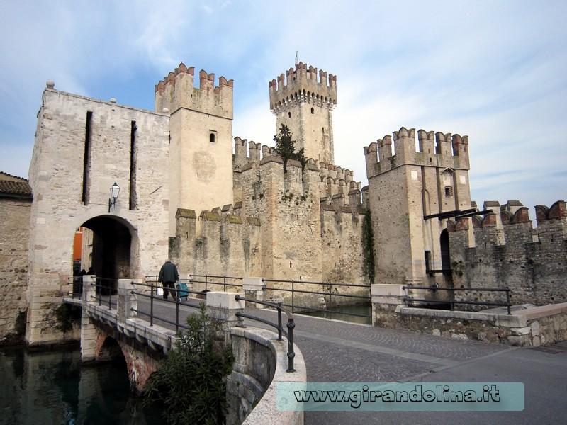 Sirmione - La Rocca Scaligera