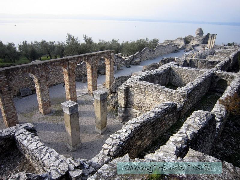 Sirmione - Le Grotte di Catullo