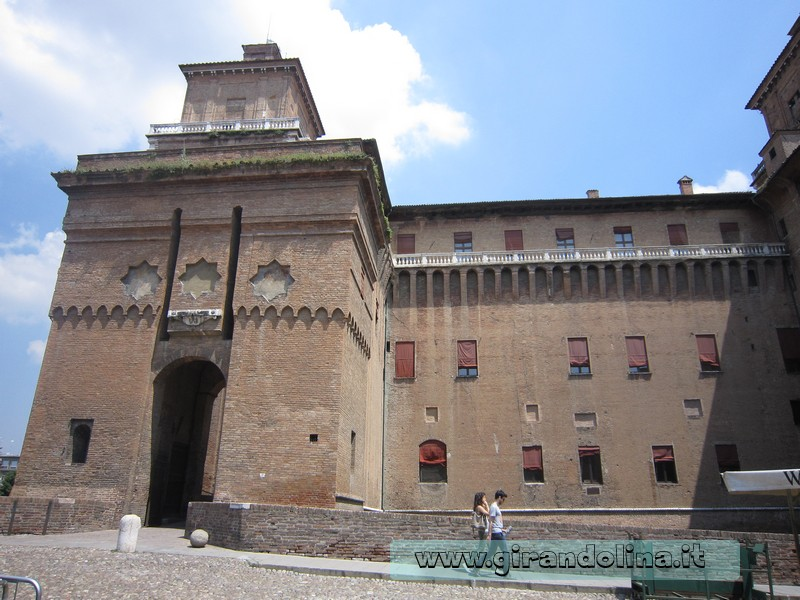Il Castello Sforzesco di Ferrara