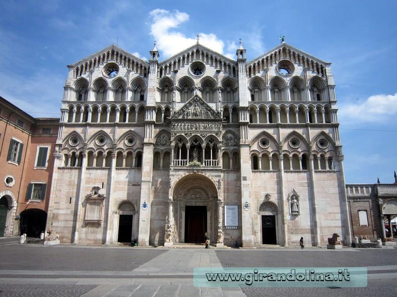 Il Duomo di Ferrara