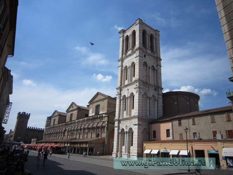 Piazza Trento e Trieste di Ferrara