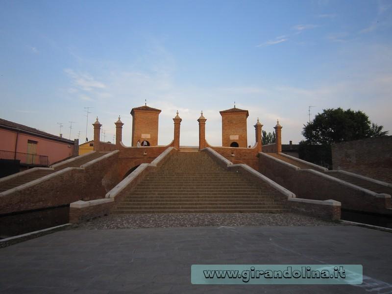 il Triplice Ponte di Comacchio