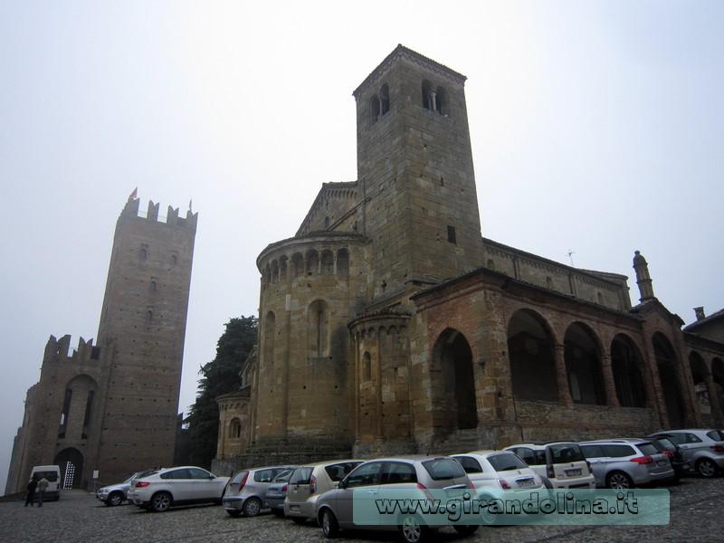 La Rocca Viscontea di Castell'Arquato