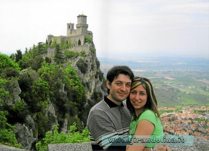 Foto souvenir di San Marino