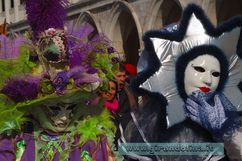 Il Carnevale di Venezia - Le maschere veneziane