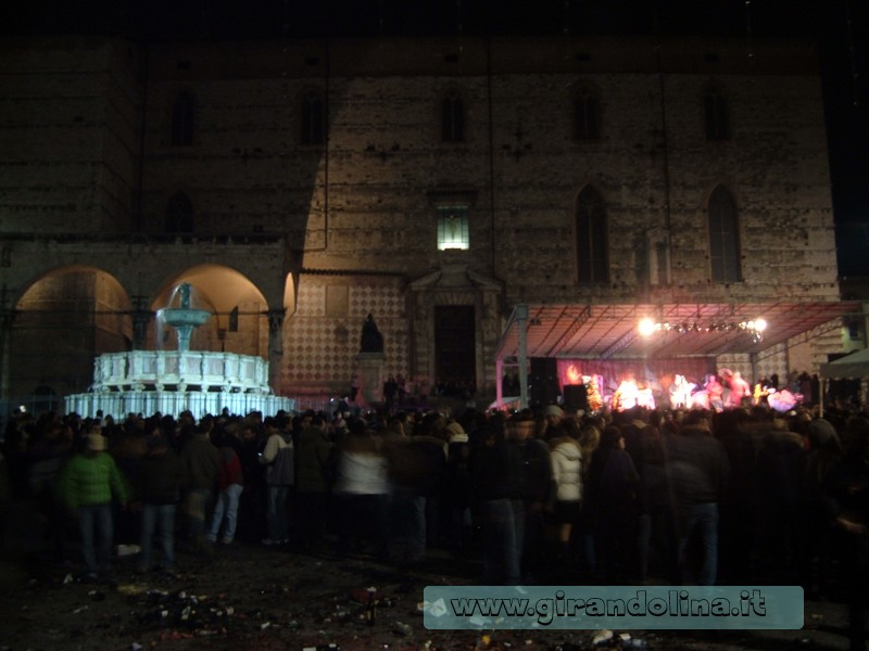 Capodanno a Perugia