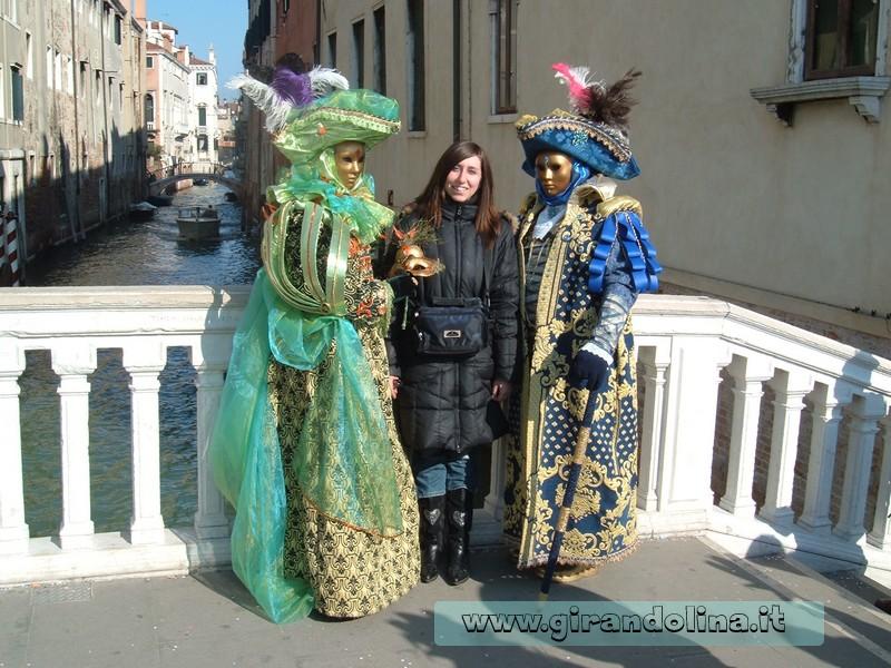 Il Carnevale di Venezia - Girandolina e le maschere veneziane