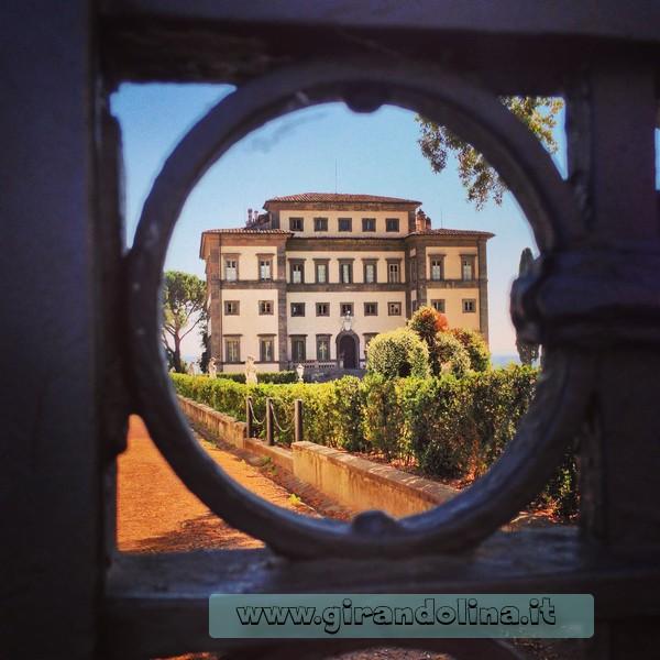 La Villa Rospigliosi