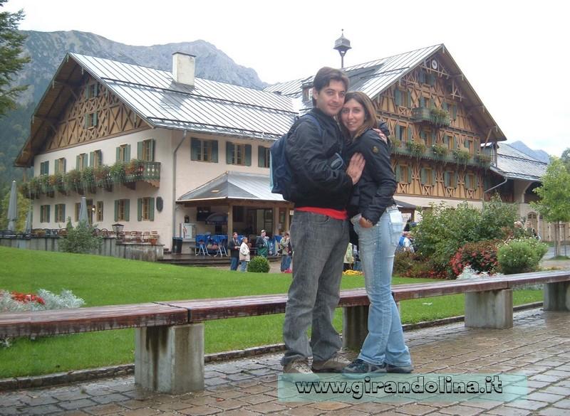 Il nostro hotel, SchlosshoteLinderhof