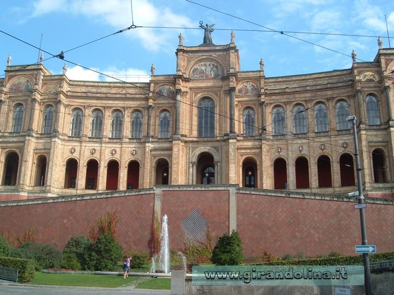 Monaco di Baviera - Maximilianeum