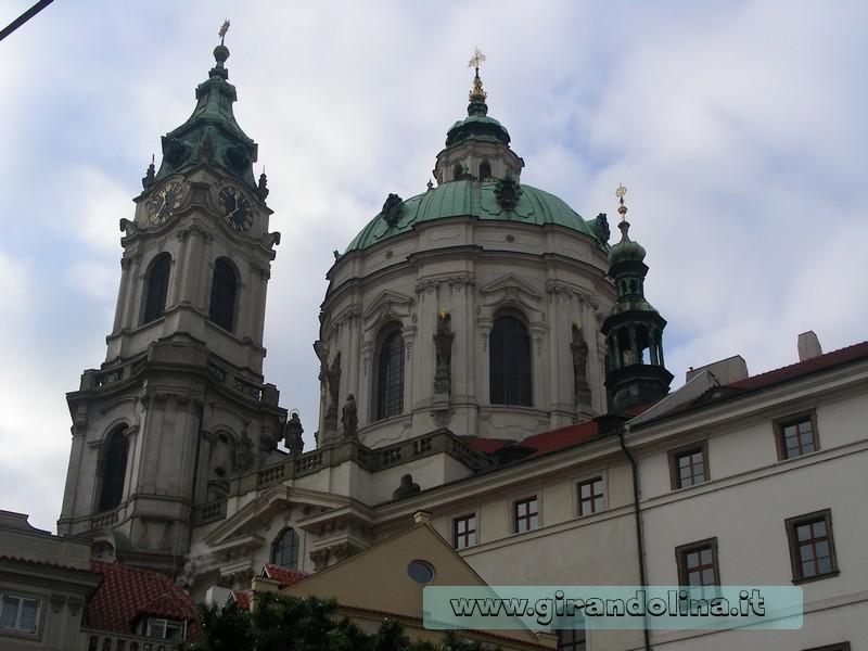 La Chiesa di San Nicola di Praga