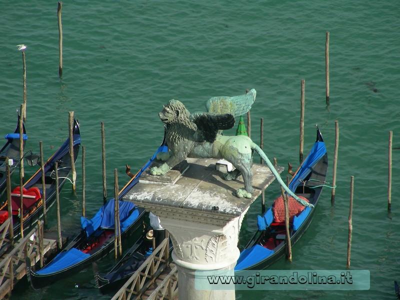 Carnevale di Venezia - Panorama dal Campanile di San Marco