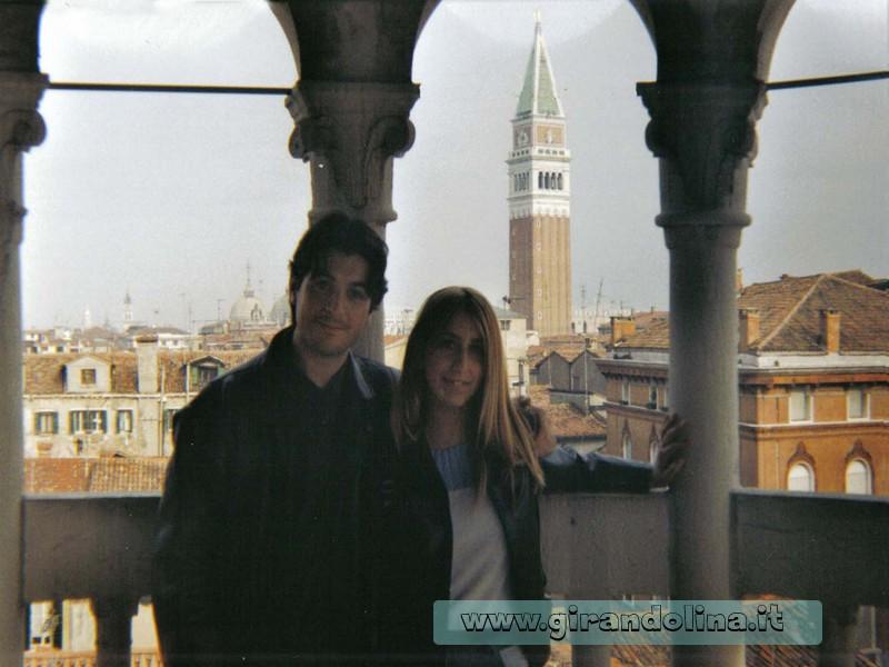 Venezia - Panorama dalla Scala del Bovolo