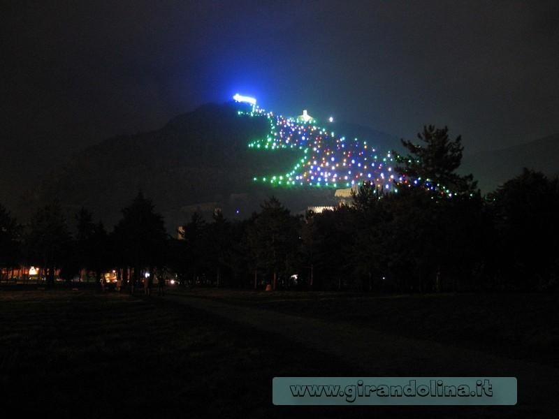 L ' Albero di Natale più grande del mondo